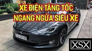 Đây Là Xe Điện 10 Tỷ Có Khả Năng Tăng Tốc Ngang Ngửa Siêu Xe, Độc Nhất Việt Nam   XSX