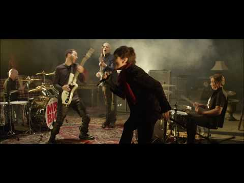 """Mr. Big - """"Everybody Needs a Little Trouble"""" (Official Music Video)"""