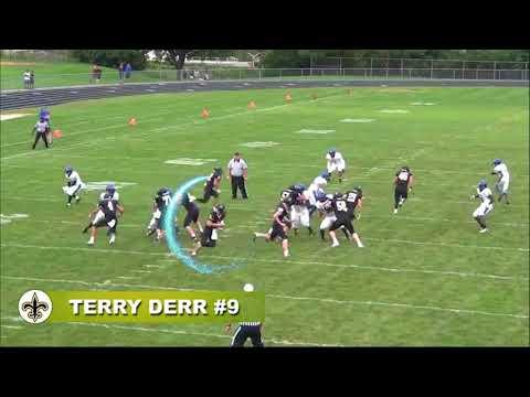 Terry Derr - Highlights (Weeks 1- 5)  2017