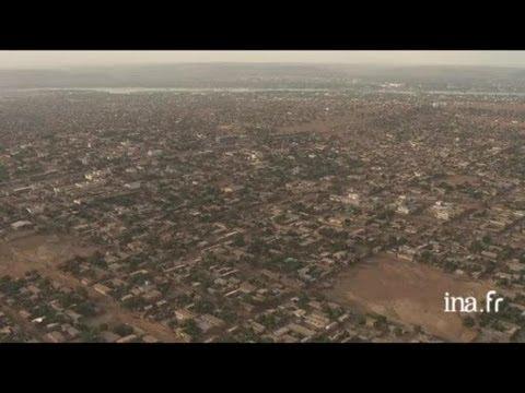 Mali : le marché de Bamako