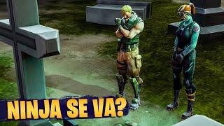 ¡Charca Chorreante Y Major Lazer! ¡Ninja Se Va a Minecraft! - Fortnite