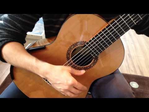 Free Classical Guitar Method Book Lesson (pg 10-12)