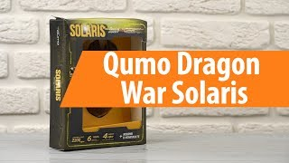 Распаковка Qumo Dragon War Solaris / Unboxing Qumo Dragon War Solaris