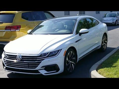 VW Arteon Usa >> 2019 Vw Arteon Sel Premium R Line Usa Pre Production Review