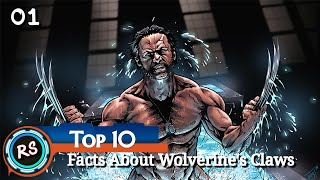 Top 10 Facts About Wolverine's Claws || In Hindi ||