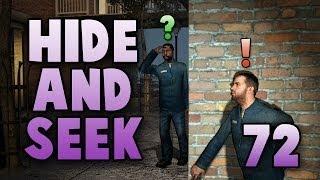 Repeat youtube video In-Wall Hiding Spot OP! (Hide & Seek #72)