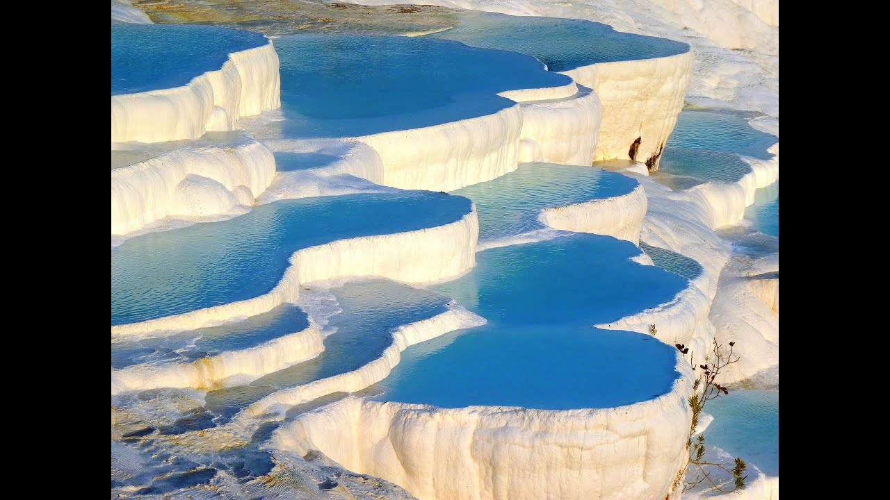 Image result for pamukkale hot springs