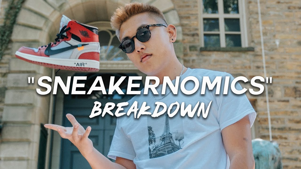 Breaking Down My Princeton Thesis About Sneakers & Economics