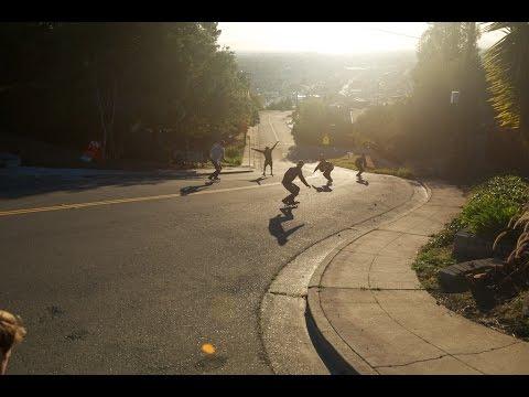 Skateboarding in Oakland - The Streets