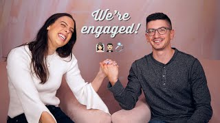 KATHERINE IS GETTING MARRIED. - Fiancé Q&A!