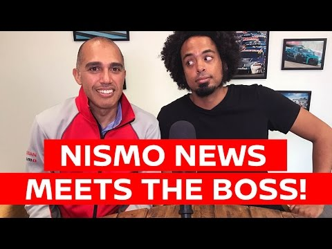Head of NISMO Motorsport Answers EVERYTHING! NISMO NEWS Ep 8