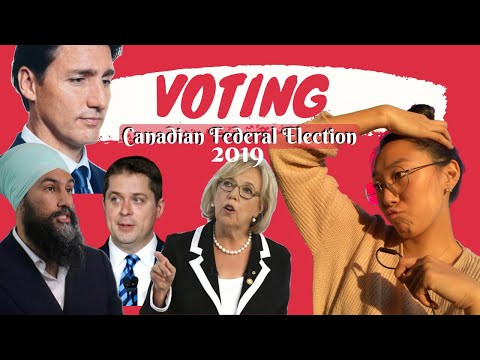 EVERYTHING you need to know about the voting in Canada | Canadian Federal Election 2019