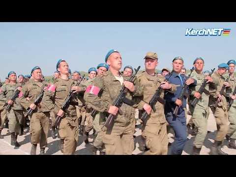 kerchnettv: В керченском аэропорту военные готовятся к Параду Победы