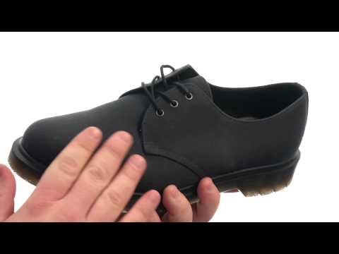 1c31bbf828 Dr. Martens Lester 3-Eye Gibson SKU:8475093 - YouTube