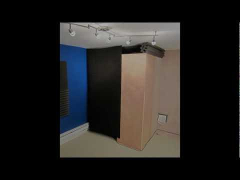 Vocal Booth. Easy, Affordable, and Effective