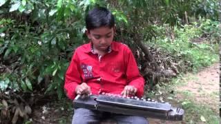 Sairam plays Bulbul Tarang (Taishogoto)