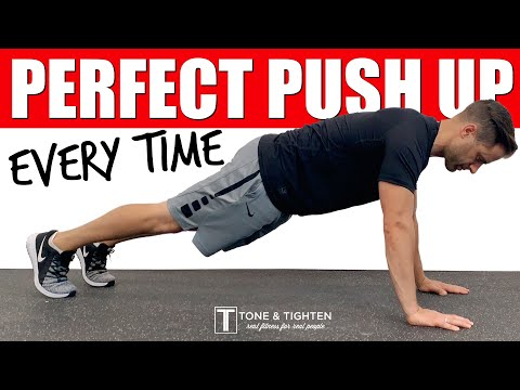5 Common Push-Up Mistakes to prevent