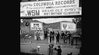 Grand Ole Opry Show No  234a (1965) starring Marty Robbins, Willie Nelson, et al.
