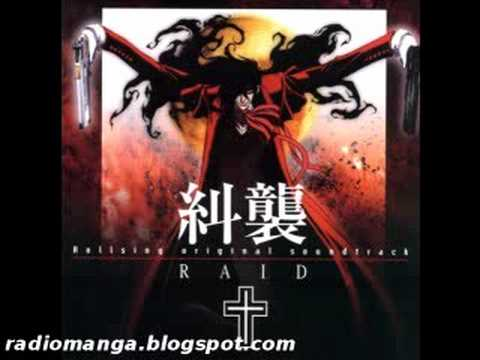 Hellsing - RAID OST - R&R with Saint Dracula