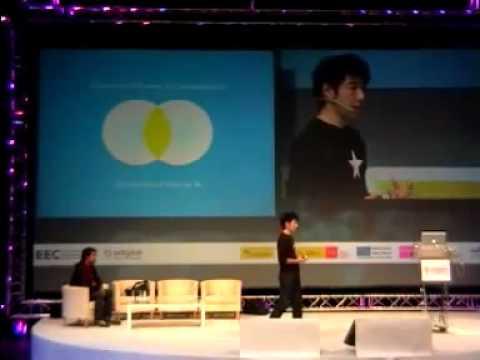 EEC 10: Rei Inamoto, el famoso creativo de la agencia japonesa AKQA