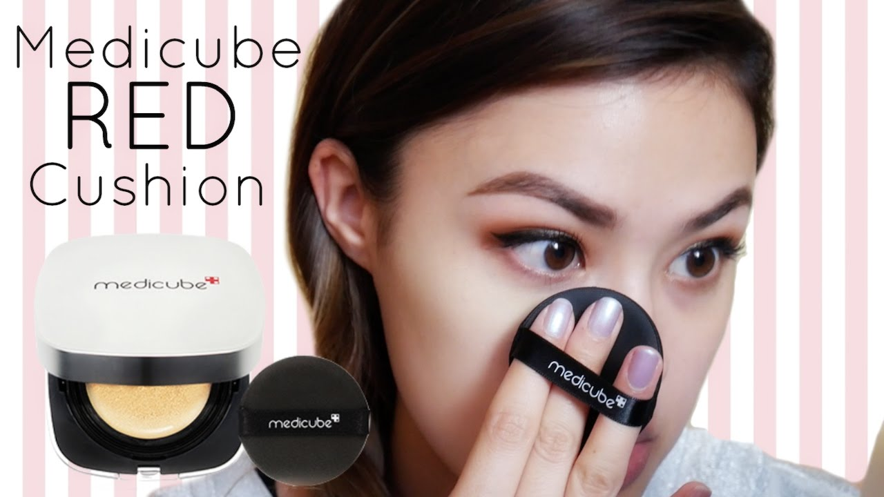 Medicube Red Cushion Foundation First Impressions Review The Beauty Breakdown