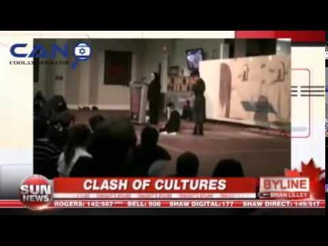 Une mosquée de Toronto met en scène des décapitations