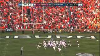 2011 Alabama Crimson Tide Season Highlights
