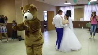 тамада +на свадьбу.Свадьба в Липецке.Александр и Евгения.