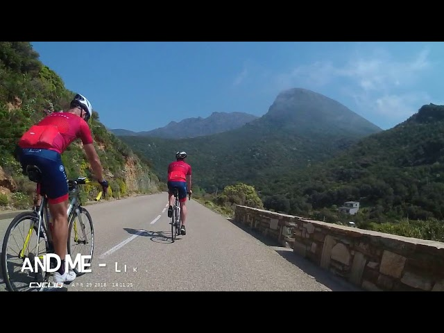 3 Islands - Corsica (2018)