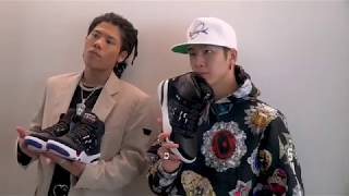 TOKYO HEADLINE MAKING 【THE RAMPAGE from EXILE TRIBE × K・SWISS The best Kicks by R×K Project】