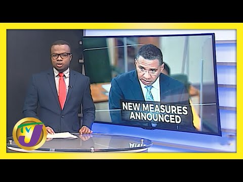 Curfew Hours Relaxed, Beaches & Rivers to Reopen in Jamaica | TVJ News - June 1 2021