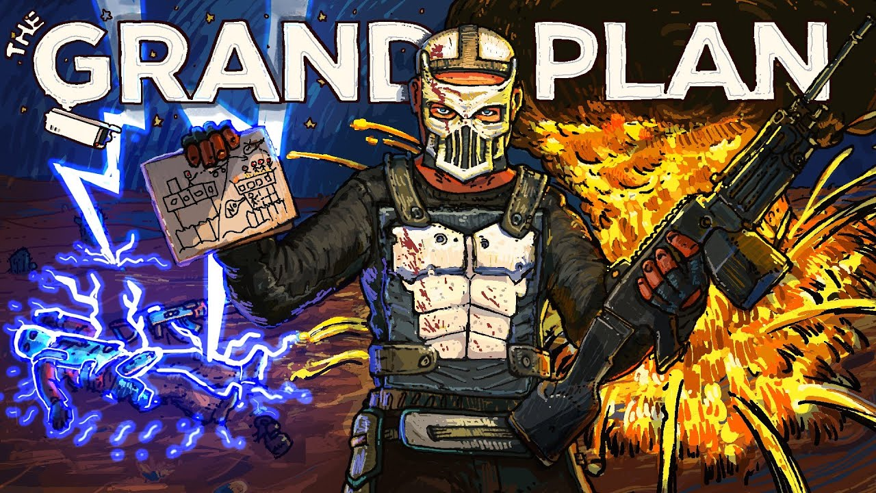 THE GRAND PLAN - Rust (Movie)