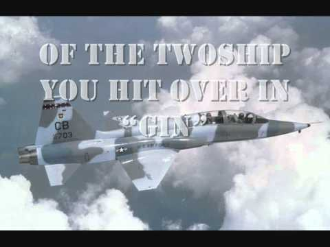 The T-38 Song [with Lyrics]