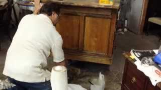 Stripping A Baker Furniture Desk Timeless Arts Refinishing