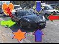 PART 7.  BEKLENEN VİDEO GELDİ ! ! !  istanbul LUXURY car,TURKEY EXOTİC car,ferrari,porsche,cool cars