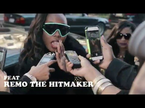 Bianca Bonnie (Young B) Feat Remo The Hitmaker  - Hurd Ju (Official Video)