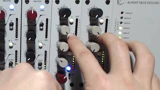 Rupert Neve Designs 543 Compressor/Limiter Demo & Test (루퍼트 니브 543)