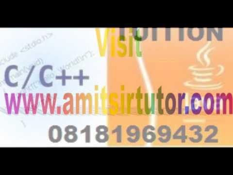 Informatics Practices tutor in South Delhi 08181969432