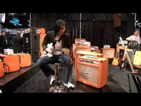 Orange Rockerverb MKII - NAMM 2010 Hot Products