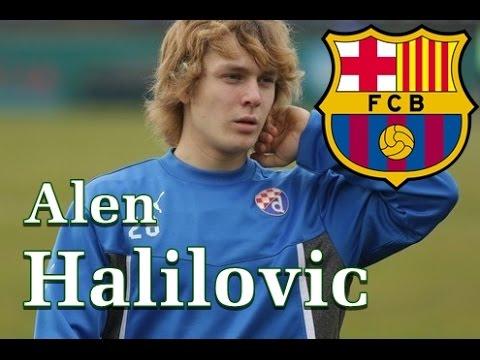 ►Halilovic | Debut vs Recreativo | First Match | Barcelona FC