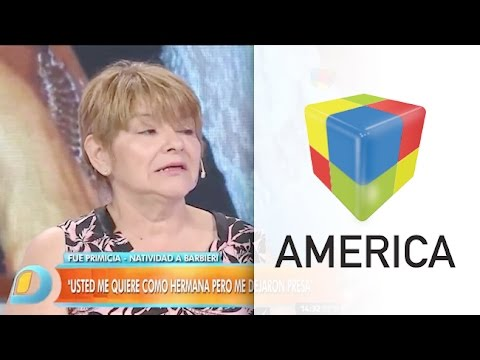 Natividad Díaz contra Carmen Barbieri