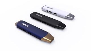 Una computadora completa en el tamaño de una USB - VivoStick | ASUS