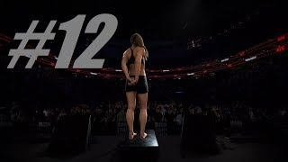 The 135 Pound Queen : Ronda Rousey UFC 3 Career Mode Part 12: UFC 3 Career Mode (PS4)