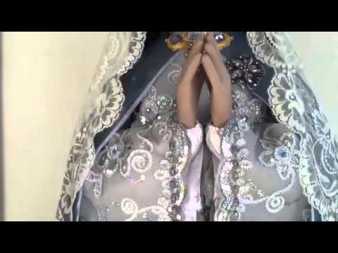 La imagen de la Virgen de Itati