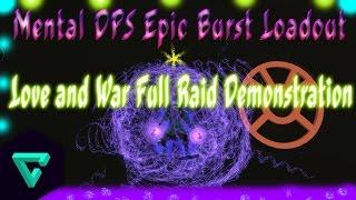 DCUO | Mental DPS | GU 43 | DAZE Rotation Guide + Love & War - Full Raid Demonstration