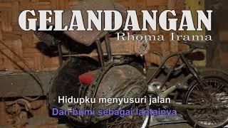 Karaoke Gelandangan - Rhoma Irama