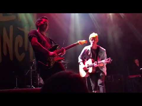 Leroy Sanchez - Stay for a while - LIVE @Depot Leuven