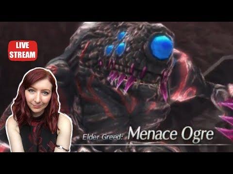 ELDER GREED: MENACE OGRE - Tokyo Xanadu PS VITA Let's Play Walkthrough Playthrough Gameplay Part 2