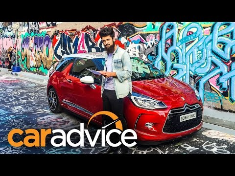 2015 Citroen DS3 D-Sport Review