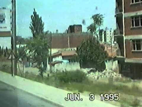 My Video Tour of The 39th MUNSS ~ Balikesir AB, Turkey ~ June 1995